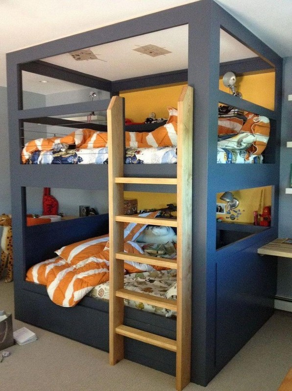 15 Most Popular Full Size Loft Bed With Stairs And What You Must Know 06