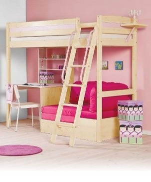 15 Most Popular Full Size Loft Bed With Stairs And What You Must Know 09
