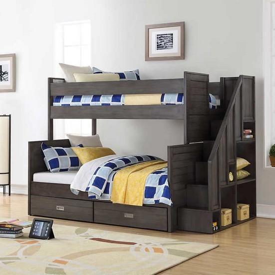 15 Most Popular Of Kids Bunk Bed Bedroom Furniture 05