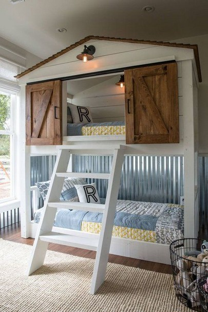 15 Most Popular Of Kids Bunk Bed Bedroom Furniture 15