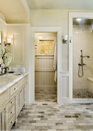 15 Pleasurable Master Bathroom Ideas 13