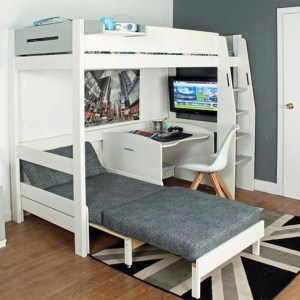 15 Top Popular Bunk Bed For Teenagers 20