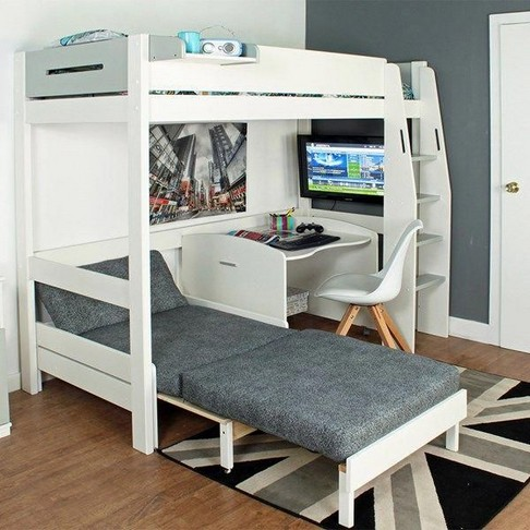 15 Top Popular Bunk Bed For Teenagers 20