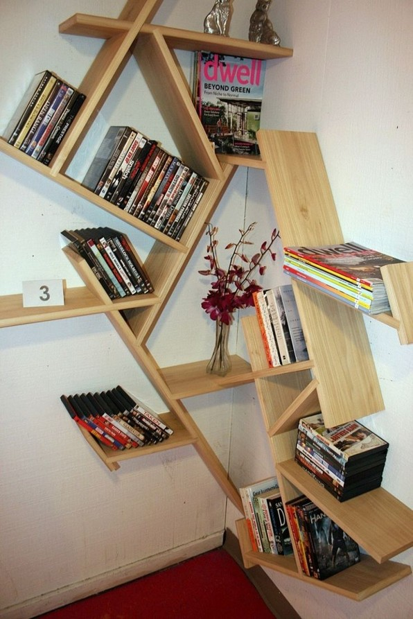 15 Unique Bookshelf Ideas For Book Lovers 02