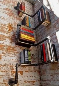 15 Unique Bookshelf Ideas For Book Lovers 04