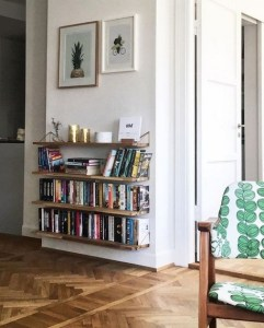 15 Unique Bookshelf Ideas For Book Lovers 05