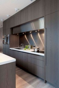 16 Amazing Modern Kitchen Cabinets Design Ideas 17
