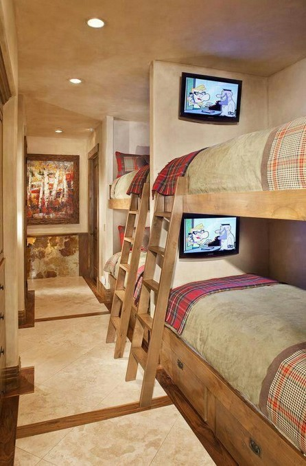 16 Best Choices Of Kids Bunk Bed Design Ideas 02