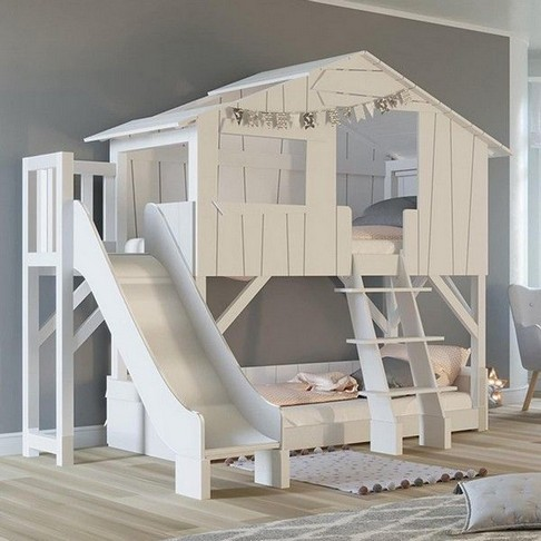 16 Best Choices Of Kids Bunk Bed Design Ideas 03
