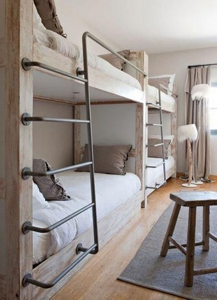 16 Best Choices Of Kids Bunk Bed Design Ideas 04
