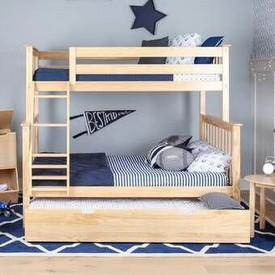 16 Best Choices Of Kids Bunk Bed Design Ideas 12