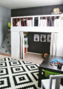 16 Best Choices Of Kids Bunk Bed Design Ideas 20