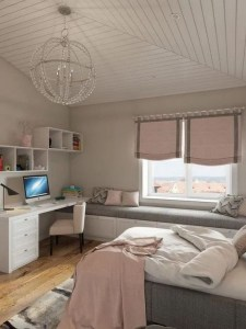 16 Creative Ways Dream Rooms For Teens Bedrooms Small Spaces 02