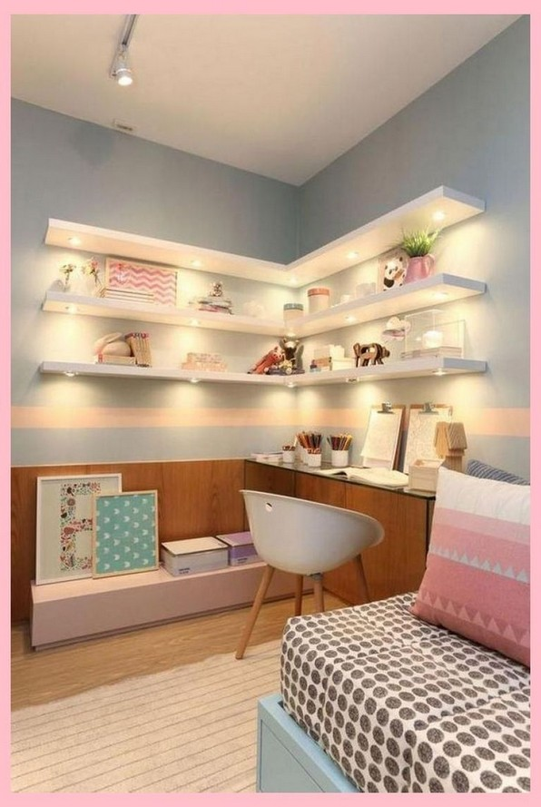 16 Creative Ways Dream Rooms For Teens Bedrooms Small Spaces 09