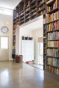 16 Fantastic Floor To Ceiling Bookshelves With Ladder 12