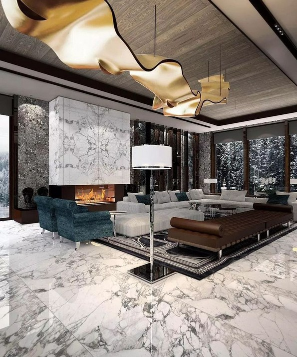 16 Luxury Living Room Design Small Spaces Ideas 03