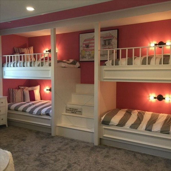 16 Model Of Kids Bunk Bed Design Ideas 07