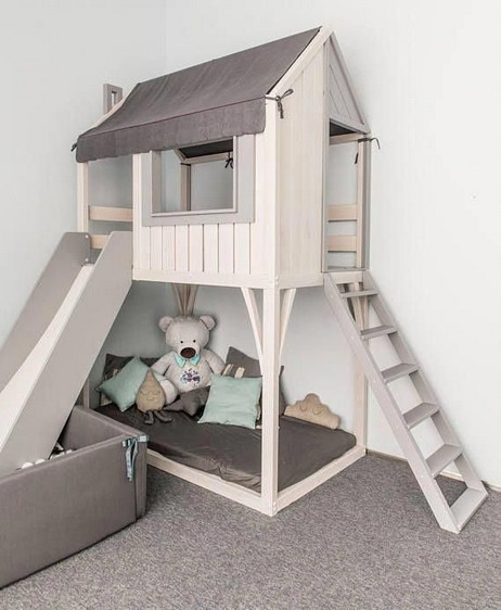 16 Model Of Kids Bunk Bed Design Ideas 11