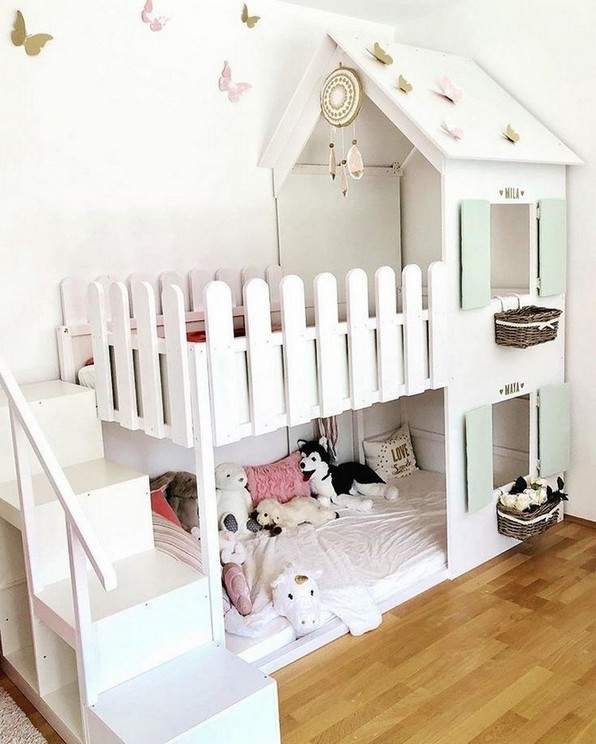 16 Model Of Kids Bunk Bed Design Ideas 20