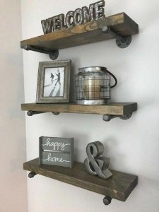 16 Models Bathroom Shelf With Industrial Farmhouse Towel Bar – Tips For Buying It 18