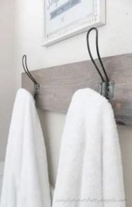 16 Models Bathroom Shelf With Industrial Farmhouse Towel Bar – Tips For Buying It 22