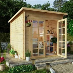 16 Modern Shed Design Looks Luxury To Complement Your Home 18