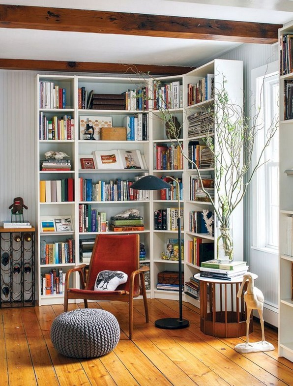 17 Amazing Bookshelf Design Ideas 01