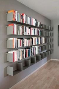 17 Amazing Bookshelf Design Ideas 03