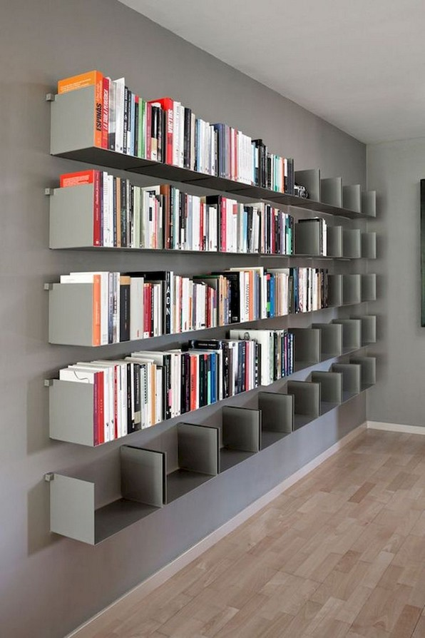 17 Amazing Bookshelf Design Ideas 03