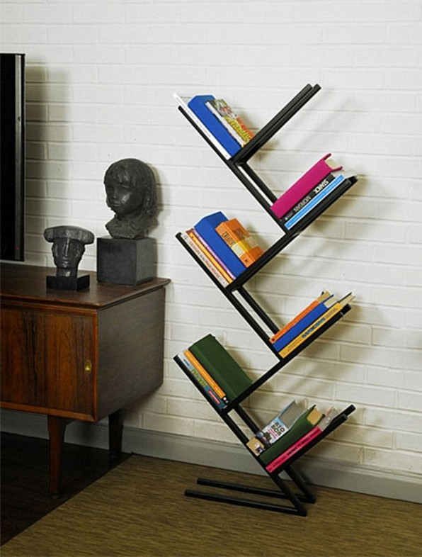 17 Amazing Bookshelf Design Ideas 19