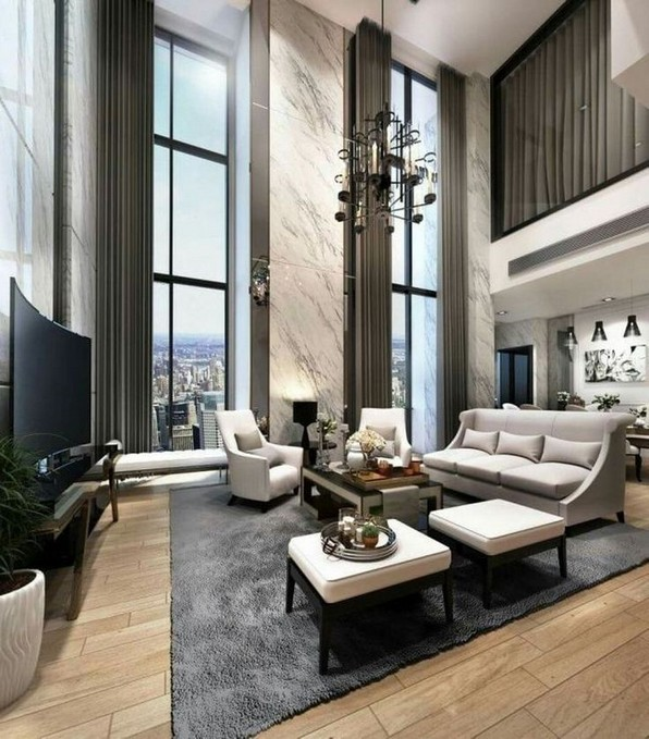 17 Best Of Living Room Design Layout Decoration Ideas 05