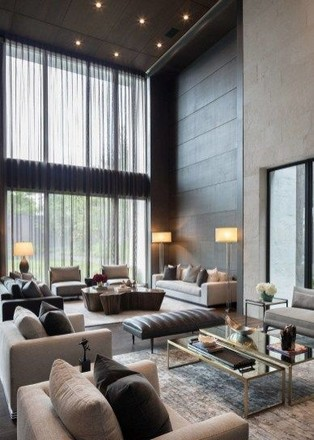 17 Best Of Living Room Design Layout Decoration Ideas 11