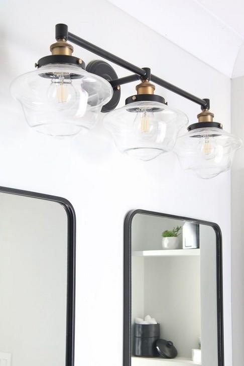 17 Best Of Modern Farmhouse Bathroom Vanity Decoration Ideas 13