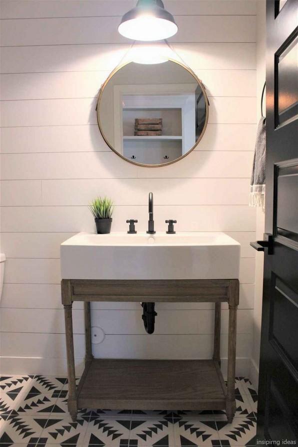 17 Best Of Modern Farmhouse Bathroom Vanity Decoration Ideas 14