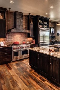 17 Best Rustic Kitchen Design You Have To See It 03