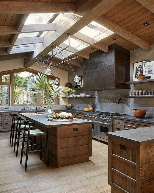 17 Best Rustic Kitchen Design You Have To See It 10
