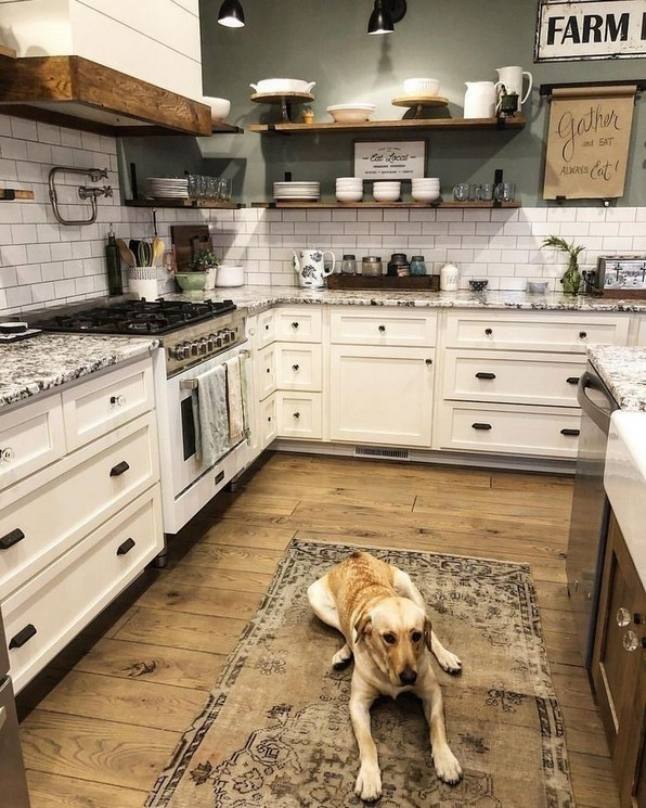 17 Best Rustic Kitchen Design You Have To See It 18
