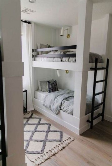 17 Boys Bunk Bed Room Ideas 03
