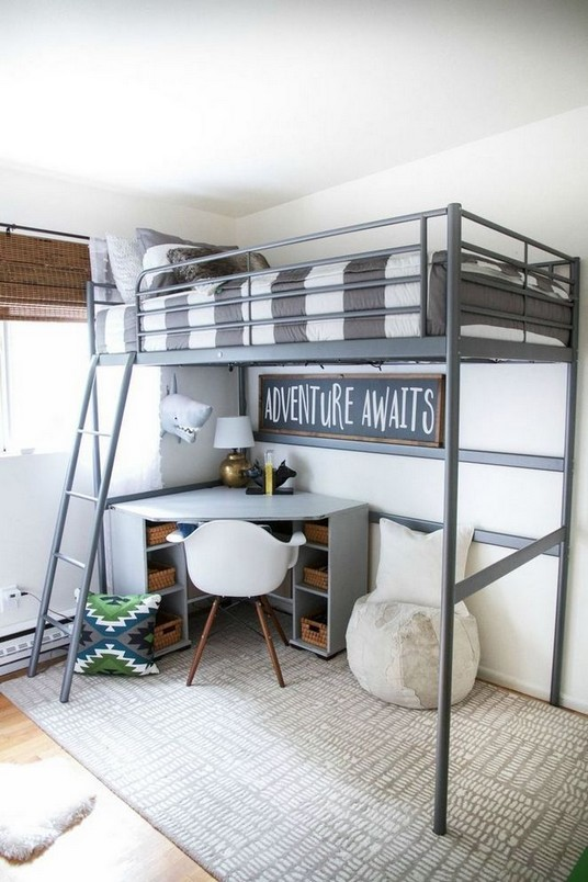 17 Boys Bunk Bed Room Ideas 04