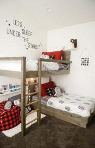 17 Boys Bunk Bed Room Ideas 17