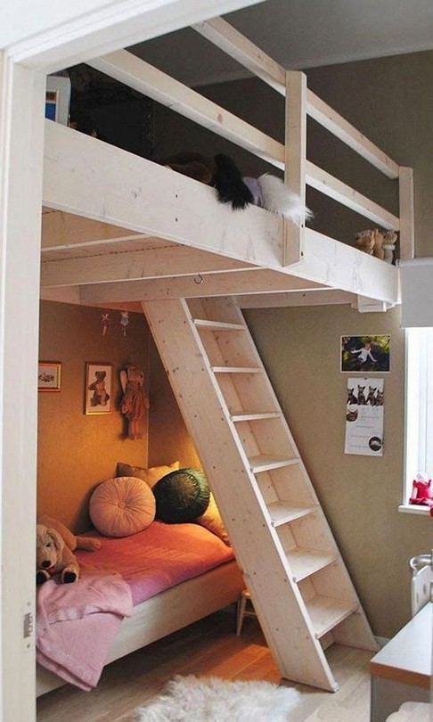 17 Boys Bunk Bed Room Ideas 19