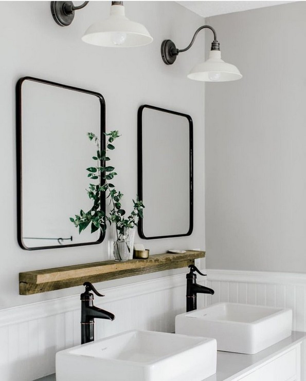 17 Great Bathroom Mirror Ideas 02