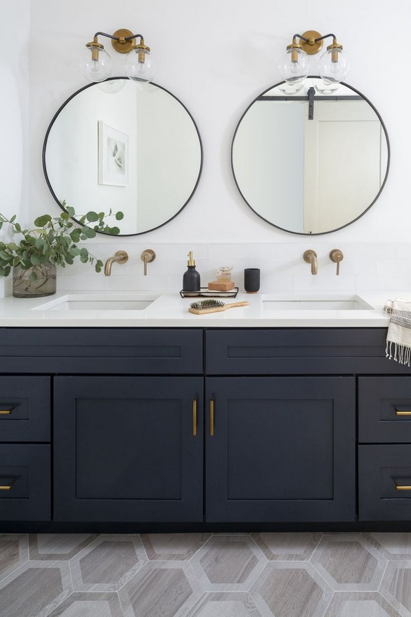 17 Great Bathroom Mirror Ideas 09
