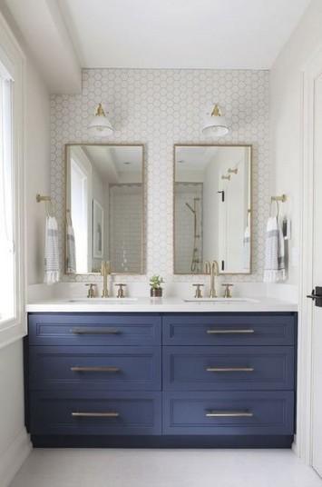 17 Great Bathroom Mirror Ideas 17