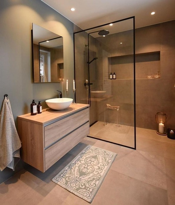 17 Great Bathroom Mirror Ideas 18