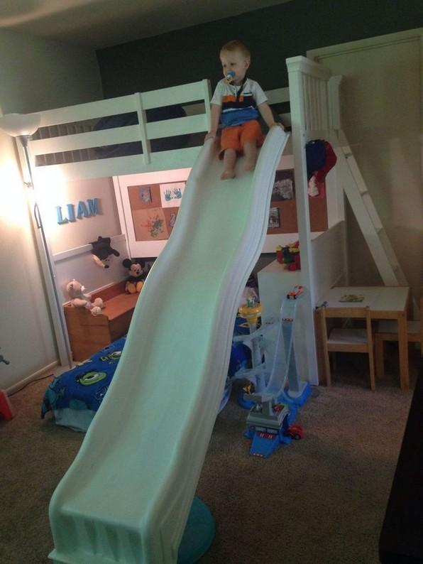 17 Kids Bunk Bed Decoration Ideas 05