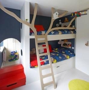 17 Kids Bunk Bed Decoration Ideas 23