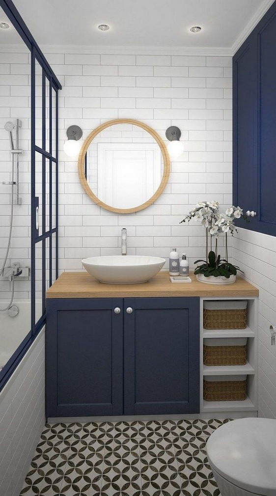 17 Models Sample Awesome Small Bathroom Ideas 02