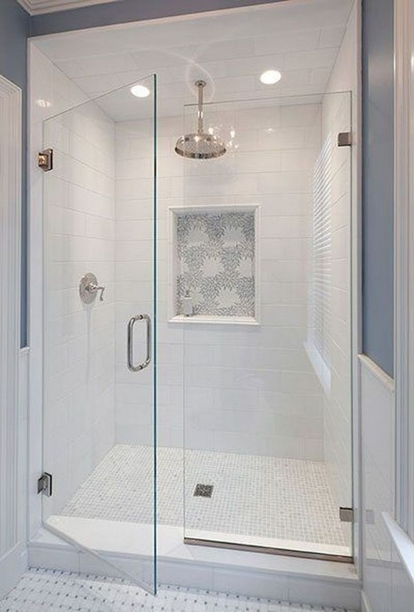 17 Most Popular Bathroom Shower Makeover Design Ideas Tips To Remodeling It 01
