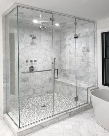 17 Most Popular Bathroom Shower Makeover Design Ideas Tips To Remodeling It 06